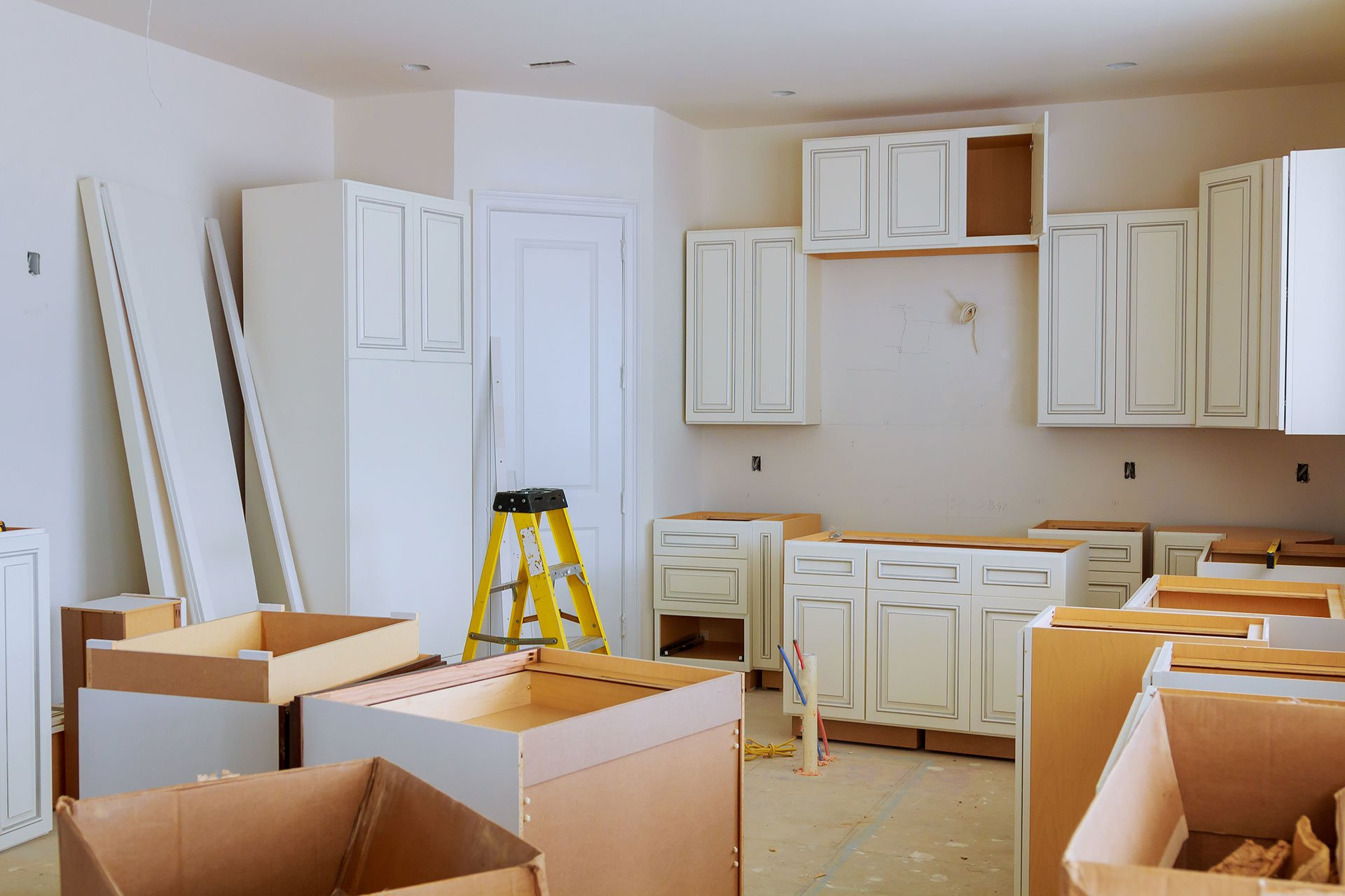 How Much Does Kitchen Cabinet Installation Cost?