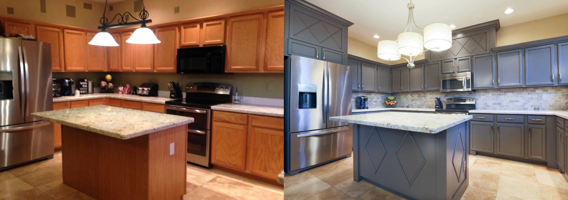 How Much Does Kitchen Cabinet Refinishing Cost?