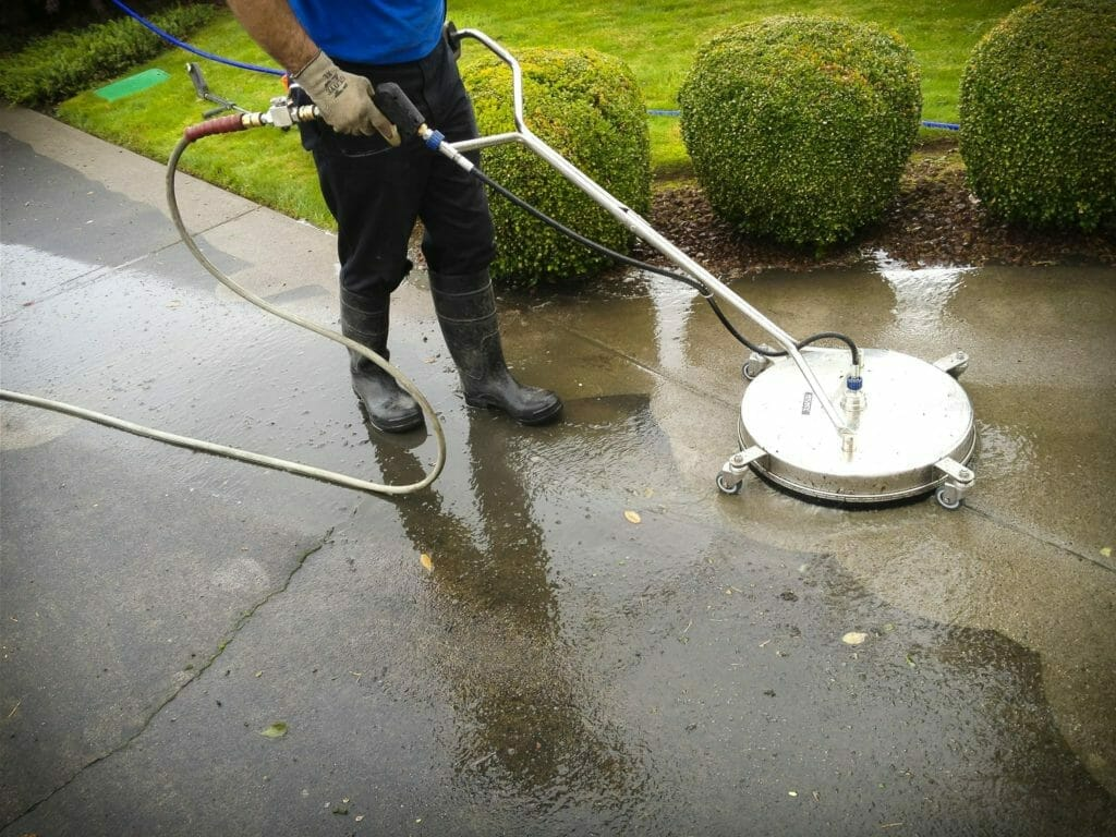 Pressure Washing Cost