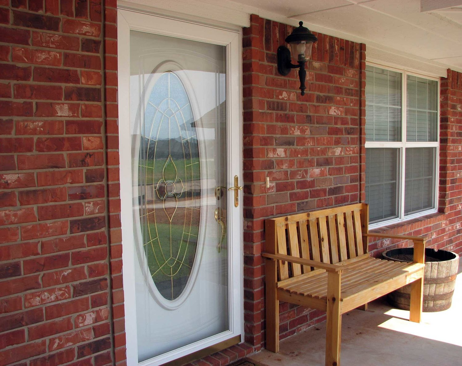 How Much Does A Storm Door Installation Cost?