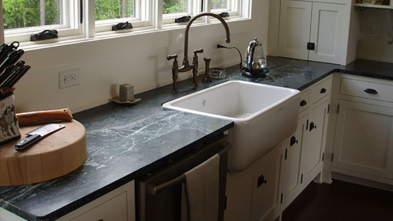 How Much Does Soapstone Countertops Cost?