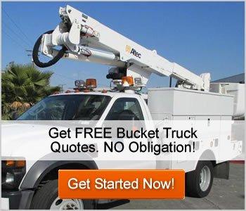 bucket truck cost