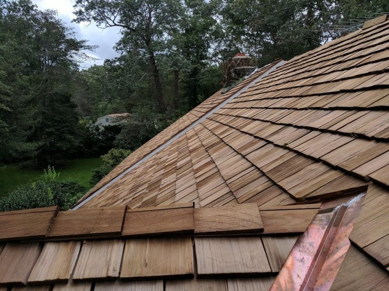 Wood Shake Roof Cost