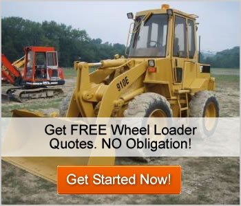 Wheel Loader Cost