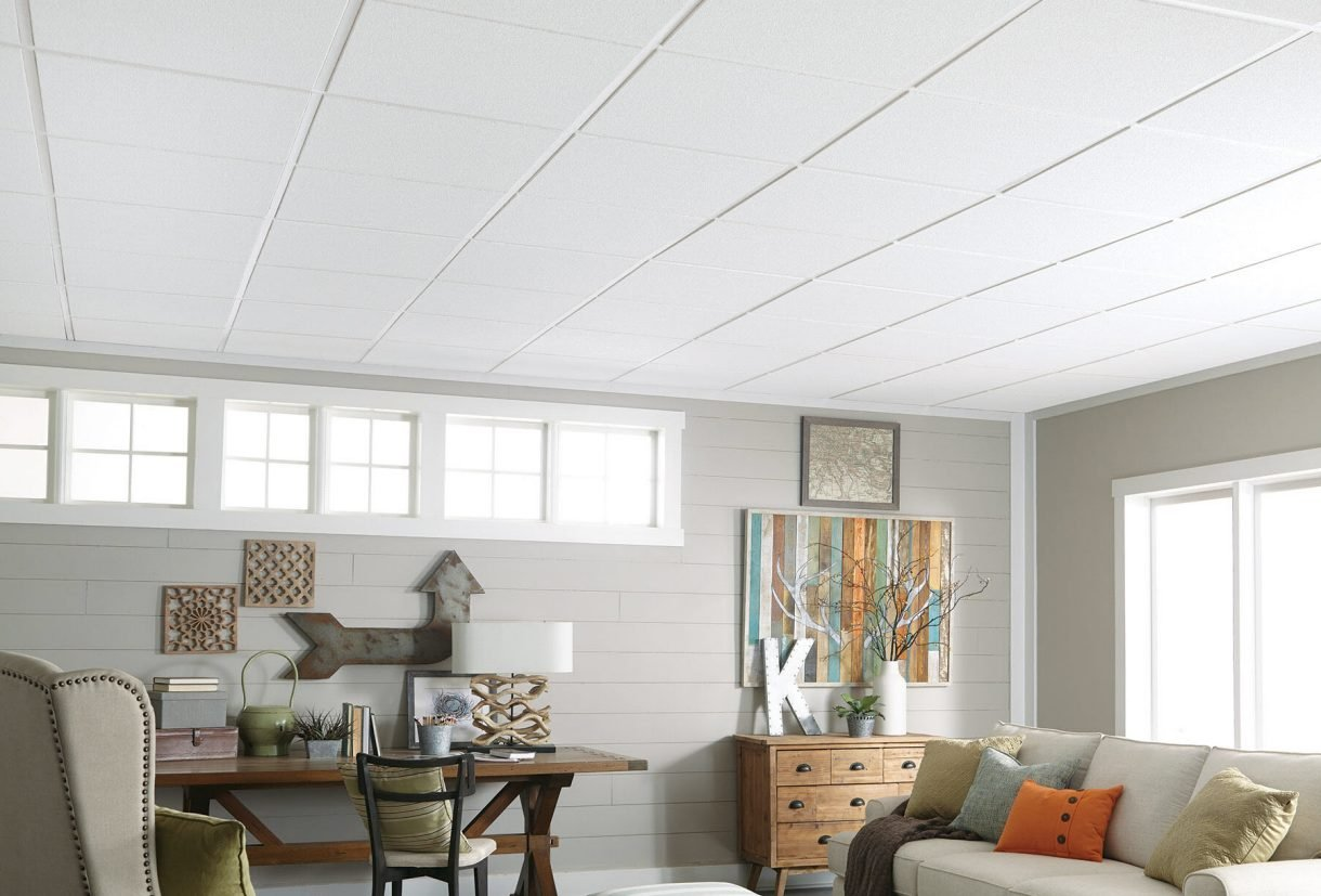 How Much Does Acoustic Ceiling Tile Cost?