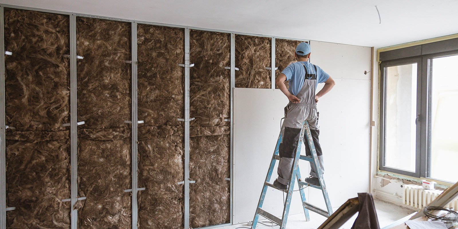 How Much Does Drywall Installation or Repair Cost?