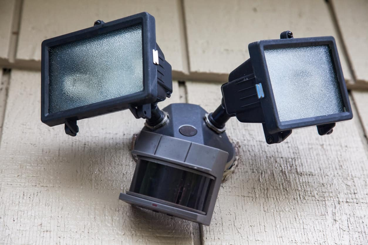 How Much Does a Motion Sensor Light Cost?