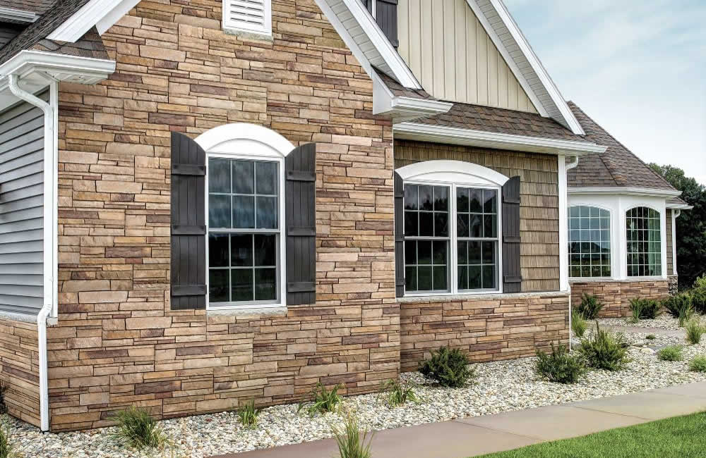 How Much Does Stone Siding Cost?