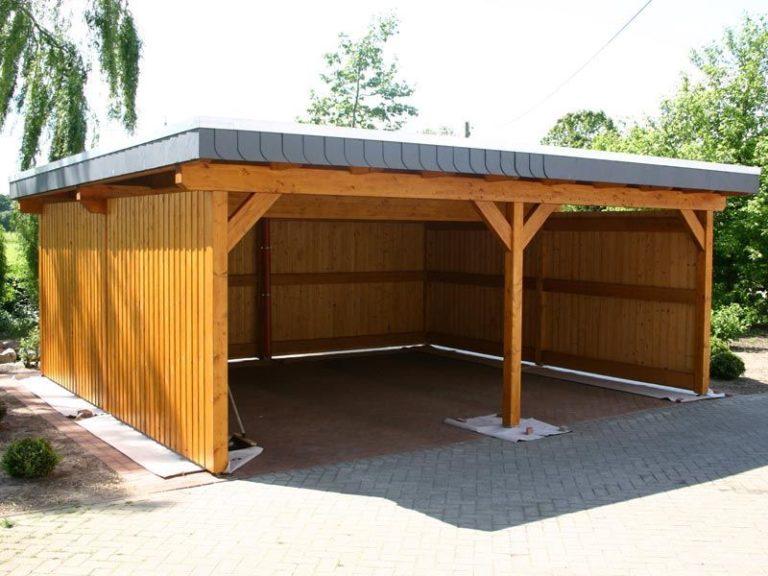 Wood Carport Cost