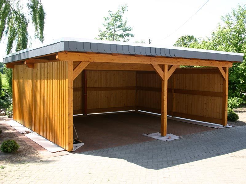 How Much Does A Wood Carport Cost?